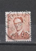 COB 1028 Centraal Gestempeld Oblitération Centrale ANTHEIT - 1953-1972 Glasses