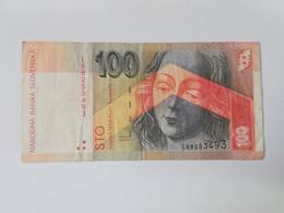 SLOVACCHIA 100 KORUN 2001 - Slovakia