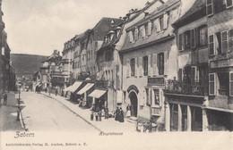 CPA - Saverne ( Zabern ) - Hauptstrasse - Saverne