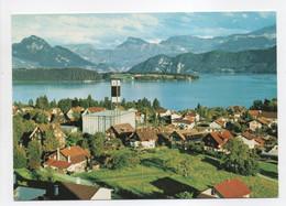 - CPM MEGGEN (Suisse) - Pius-Kirche, Mit Vierwaldstättersee Und Bergen - - LU Lucerne