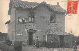 La Chapelle De Guinchay Café Du Bel Avenir Route De Juliènas éd Lémonon Ducoté - Sonstige Gemeinden