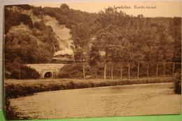 Montigny-le-Tilleul. Landelies. Entrée Tunnel. - Montigny-le-Tilleul