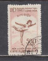 Vietnam Nord 1958 - Sport, Mi-Nr. 71, Used - Vietnam