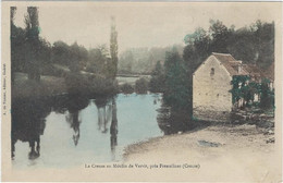 23   Fresselines  La Creuse Au Moulin  De Vervit - Sonstige Gemeinden