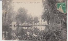 ST PREST (28) - Moulin De La Villette - Bon état - Autres Communes