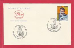 FDC ITALIA 2010 - 1116 - CENTENARIO NASCITA ENNIO FLAIANO - PESCARA CENTRO 5.3.2010 - FDC