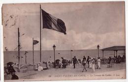8061 - Saint-Valery En Caux ( 76 ) - La Terrasse Du Casino - L.L. N°89 - - Saint Valery En Caux