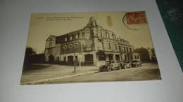 CARTE CHAUNY HOTEL RETAURANT DES PROMENADES MICHON TILLET SUCCESSEUR 1928 - Altri Comuni