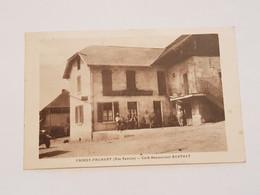 Carte Postale Pringy-Premery Café Restaurant Berthet Anime - Otros Municipios