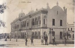 Colea L'ecole Carte Postale Animee  1911 - Altre Città