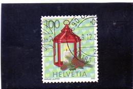 2020 Svizzera - Natale - Used Stamps