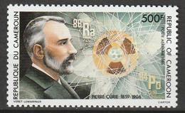 CAMEROUN - PA N°354 ** (1986) Pierre Curie - Camerun (1960-...)