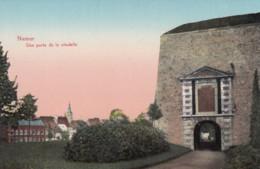 NAMUR / LA CITADELLE / UNE PORTE - Namur