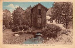 CPA    -    SAINT MICHEL SUR ORGE  -   LE VIEUX MOULIN DU BASSET - Saint Michel Sur Orge