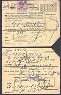 Ca5124  ZAIRE 1975, Mandat Postal Gemena To Kisangani - 1971-79: Gebraucht