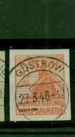 SBZ, Abschiedsserie Nr. 34 X Gestempelt - Zona Sovietica