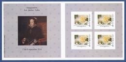 ROSE NOTRE DAME DE CALAIS. Inauguration Des Jardins Tudor Neuf** (non Plié). Eglise - Collectors