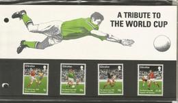 823/26 - Pochette Collector / Verzameling Verpakking / Presentation Pack - Football / Voetbal / Fußball - 1958 – Zweden