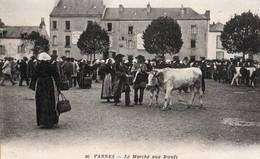 56   VANNES  -  Le Marché Aux Boeufs - Vannes