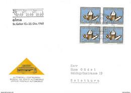 """66 - 42 - Enveloppe Avec Oblit Spéciale """"OLMA 1960"""" - Marcofilie"""
