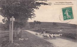 Millevache Mont Audouze - Altri Comuni
