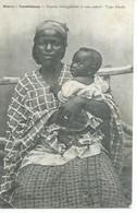 MAROC - CASABLANCA - FEMMES SENEGALAISE ER SON ENFANT - TYPE OUOLO  ( BON PLAN ) - Casablanca