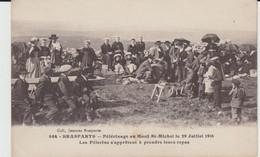 BRASPARTS (29) - Pélérinage Au Mont St Michel En 1916 - Bon état - Otros Municipios