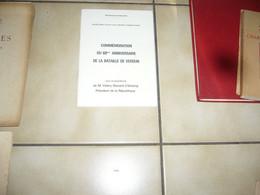 Guerre 14-18  Commémoration Du 60eme Anniversaire De La Bataille De Verdun - War 1914-18