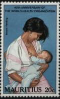 MAURICE - L'allaitement Maternel - Mauritius (1968-...)