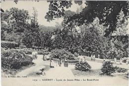 23   Gueret  Lycee De Jeunes Filles - Le Rond-point - Guéret