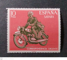 Sahara  1971. Cartero Motorizado MNH. - Non Classificati