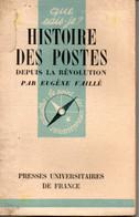 HISTOIRE DES POSTES  D'Eugène Vaillé Tome 2 - Filatelia E Storia Postale