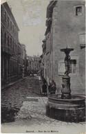 23   Gueret  Rue De La Mairie - Guéret