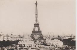 .d. 20è  Photo  12 Cm X 8 Cm    PARIS EXPOSITION 1900   Col. Félix Potin. N°15 Vue Générale Du Champs De Mars - Plaatsen