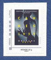 "FRANCE Festival Du Film De Cannes 1939. Jean Zay. ""Monde"". Cinéma, Film, Movie. - Cinema"