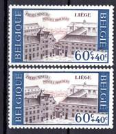 1385** V4 Etoile Filante Sous Liège - Neuf Sans Charnières - Cote 4,00 € - Abarten (Katalog Luppi)