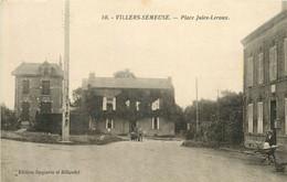 204 - Villers-Semeuse - Attelage De Chien - Other Municipalities
