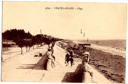 4632- Chatelaillon - Plage - Châtelaillon-Plage