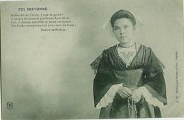Foi Bretonne - Noelle De Nivelle - Costume - Kostums