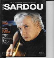 LIVRE + CD MICHEL SARDOU Année 2006 - Other - French Music