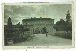 MACERATA - Manicomio Provinciale -1922 - Bon état - Macerata
