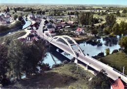 Vallon-en-Sully. Vue Aérienne. Le Pont Sur Le Cher - Other Municipalities