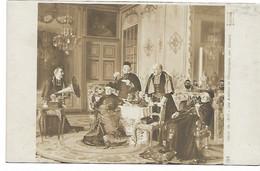 L54B331 - Salon De 1910 - Une Audition De Phonographe Par Gennare - Excelsior N°159 - Pintura & Cuadros