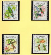 """Bahamas 1984 - Série Complète """"Oiseaux"""" Neuf ** MNH - Colibríes"""
