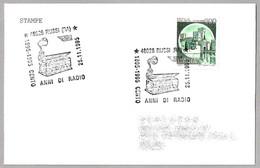 100 AÑOS DE RADIO - 100 Years Radio. Russi, Ravenna, 1995 - Telecom