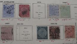 Fiji 1876 1882 - Fidji (...-1970)