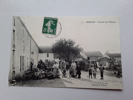 Biesles   Avenue Du Château - Otros Municipios