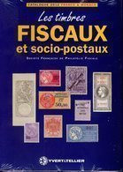 Timbres Fiscaux Et Socio-postaux France Et Monaco Sous Blister - Yvert Et Tellier - 2012 Neuf - Revenue Stamps