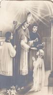 Santino Ricordo Della Cresima - Partinico 1938 - Devotion Images