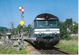 19 - USSEL - LE TRAIN LE VENTADOUR - BB67616  BB 67453 - LE RAIL USSELOIS - PARFAIT ETAT - Trains